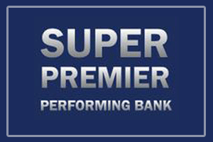 Super Premier Performing Bank Designation