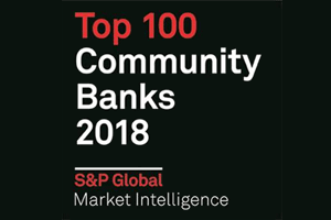 S&P Top Community Bank