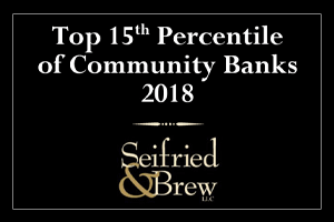 Seifried & Brew Top Community Bank