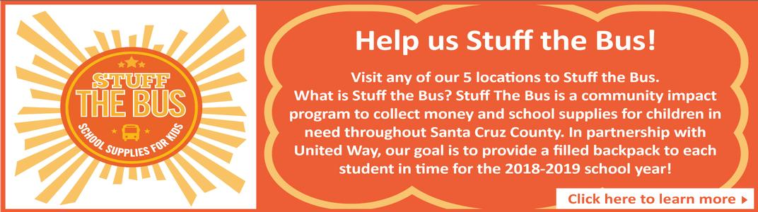 Help us Stuff the Bus