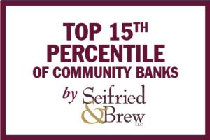 Optimal Bank Ranking by Seifried & Brew