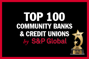 Top 100 Community Banks & Credit Unions image