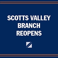 Scotts Valley Branch Reopens