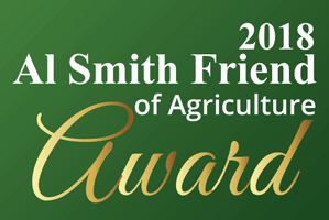 2018 Al Smith Friend of Agriculture Award